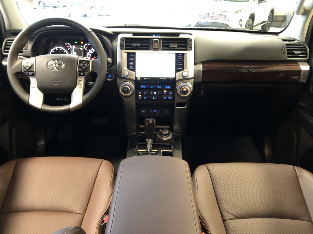 Blizzard Pearl 2021 Toyota 4Runner Limited Third Row Seat or Additional  Photo in Edmonton AB
