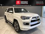Blizzard Pearl 2021 Toyota 4Runner Limited Primary Listing Photo in Edmonton AB