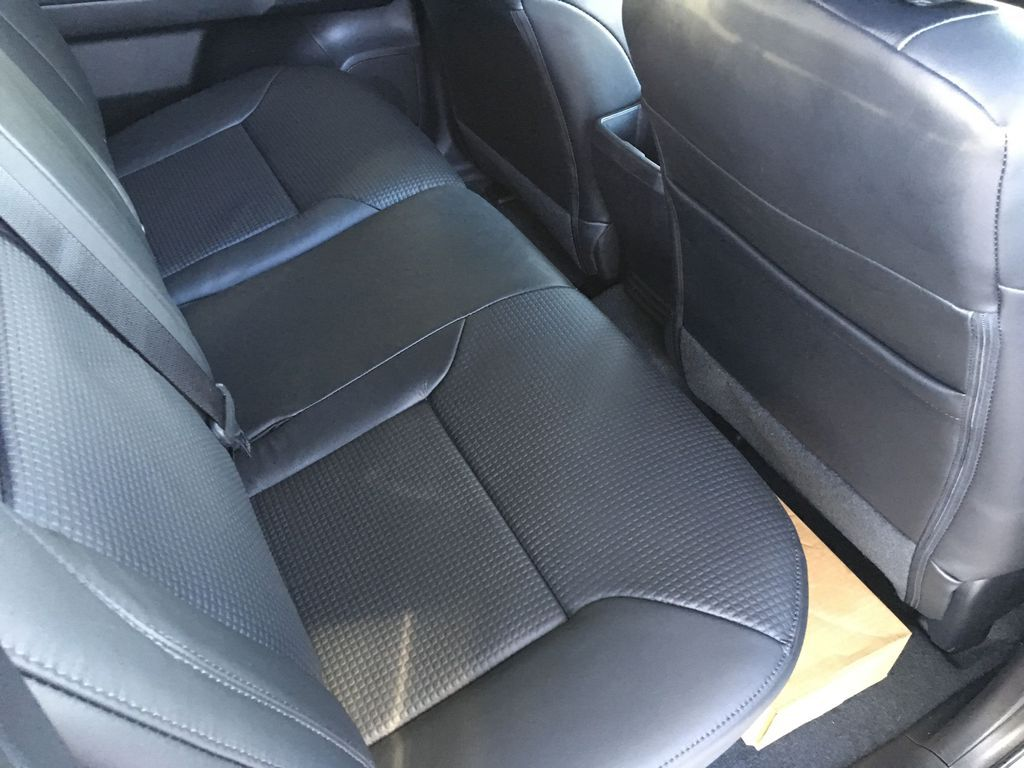 Gray[Cement] 2021 Toyota Tacoma 4WD Left Side Rear Seat  Photo in Kelowna BC