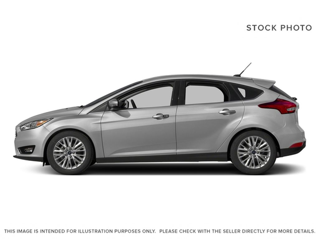 2018 Ford Focus Left Side Photo in Medicine Hat AB