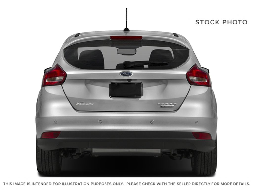 2018 Ford Focus Rear of Vehicle Photo in Medicine Hat AB