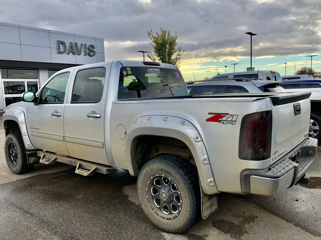 Silver 2012 GMC Sierra 1500 Front Vehicle Photo in Lethbridge AB