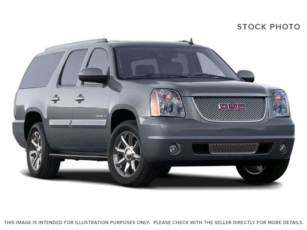 White[Summit White] 2008 GMC Yukon XL