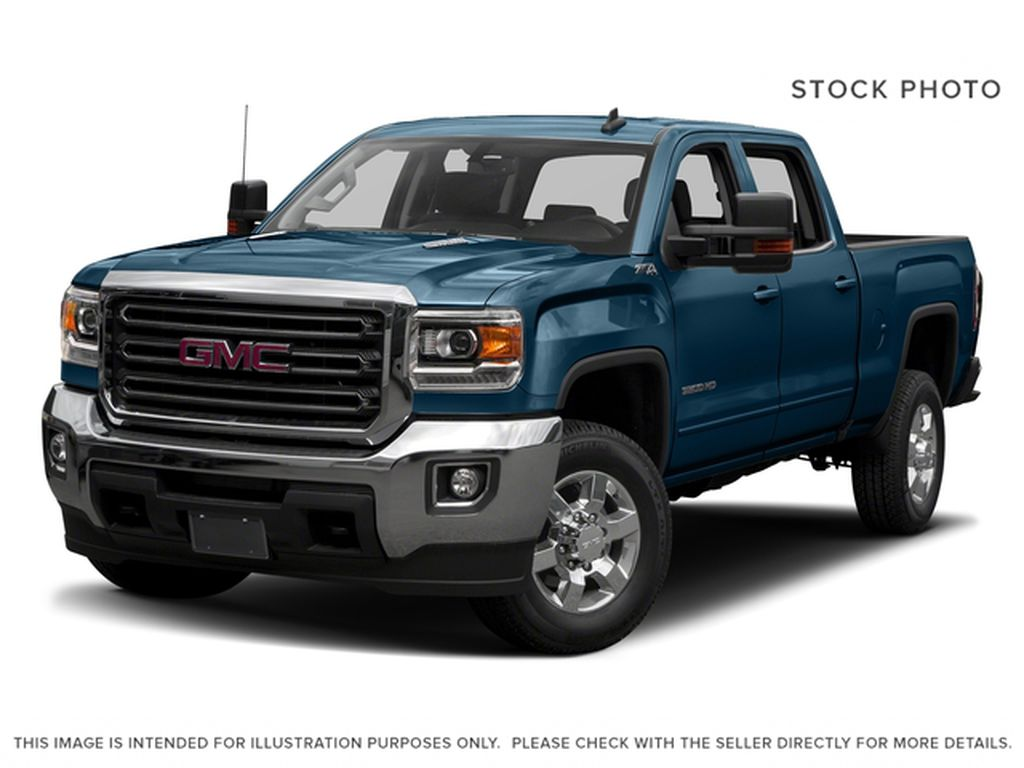 Blue[Stone Blue Metallic] 2018 GMC Sierra 3500HD