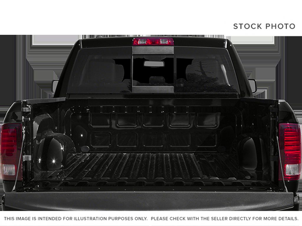 White[Bright White Clearcoat] 2014 Ram 1500 Trunk / Cargo Area Photo in Fort Macleod AB