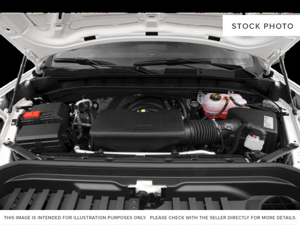 White[White Frost Tricoat] 2019 GMC Sierra 1500 Engine Compartment Photo in Fort Macleod AB