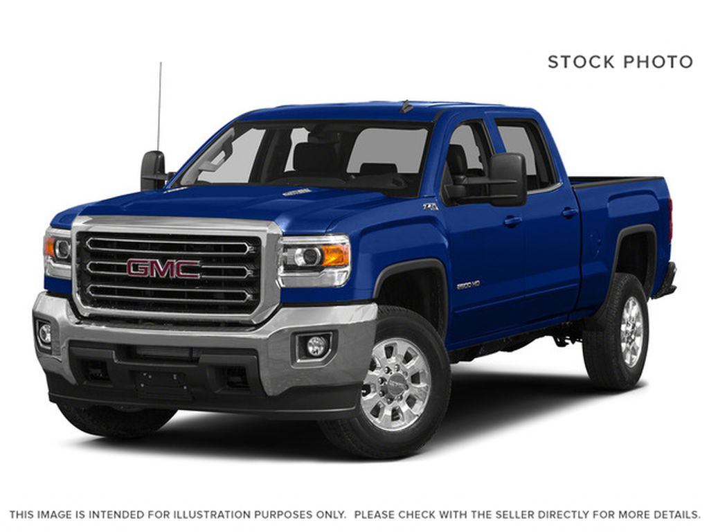 Blue[Cobalt Blue Metallic] 2015 GMC Sierra 2500HD