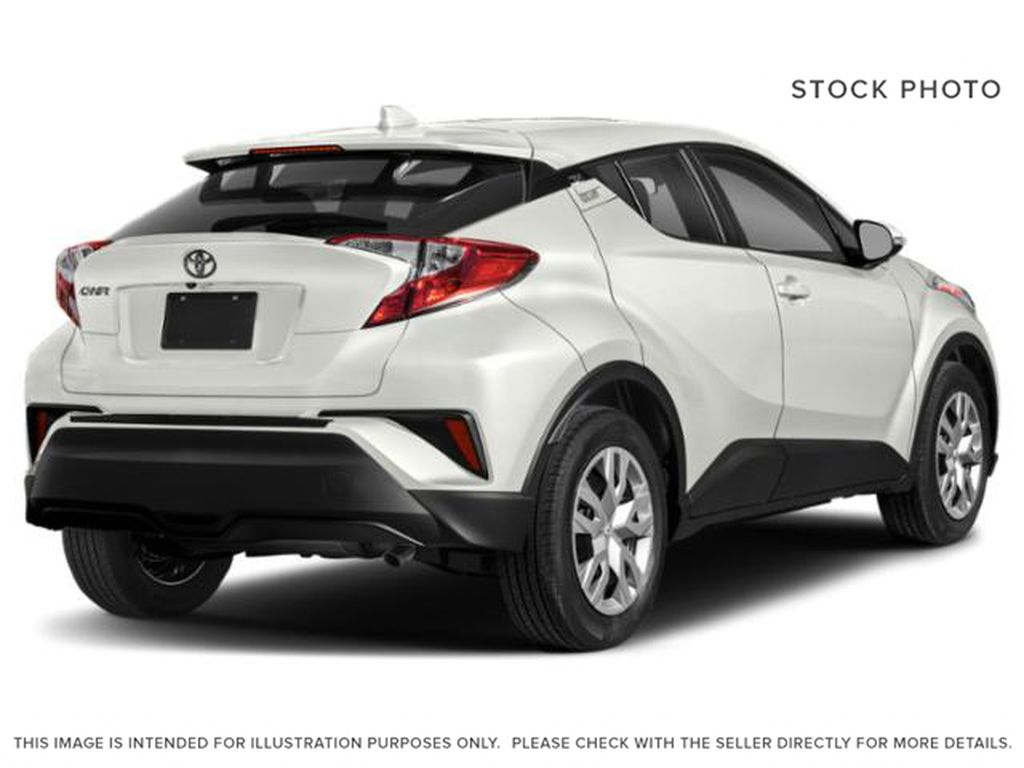 White[Blizzard Pearl] 2021 Toyota C-HR  Driver's Side Door Controls Photo in Brockville ON