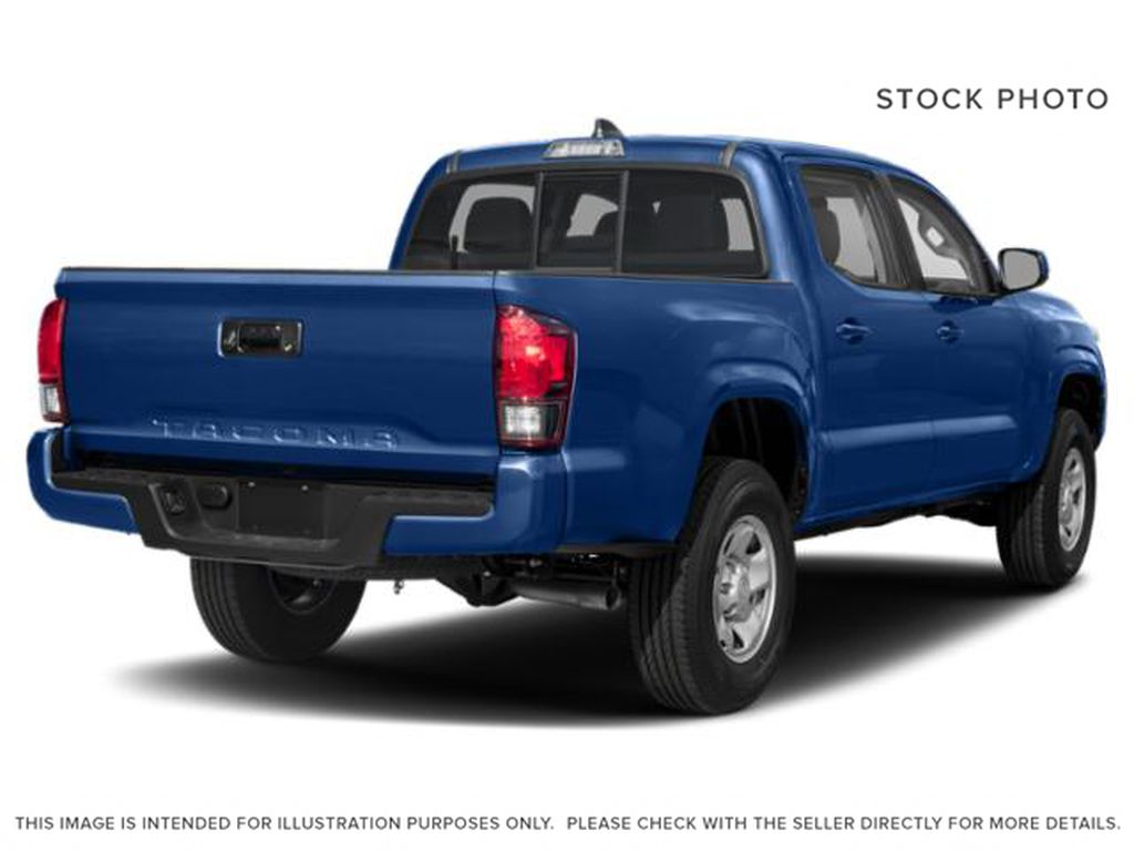 Blue[Voodoo Blue] 2021 Toyota Tacoma 4WD  Driver's Side Door Controls Photo in Brockville ON