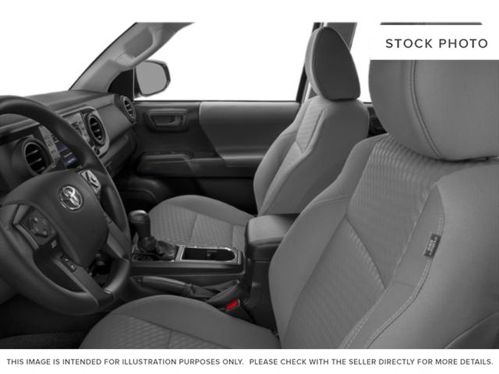 Blue[Voodoo Blue] 2021 Toyota Tacoma 4WD Front Vehicle Photo in Brockville ON