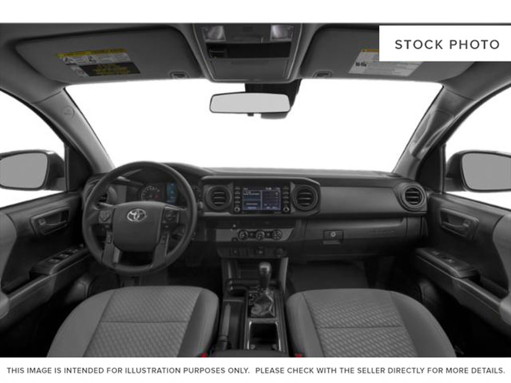 Blue[Voodoo Blue] 2021 Toyota Tacoma 4WD Sunroof Photo in Brockville ON