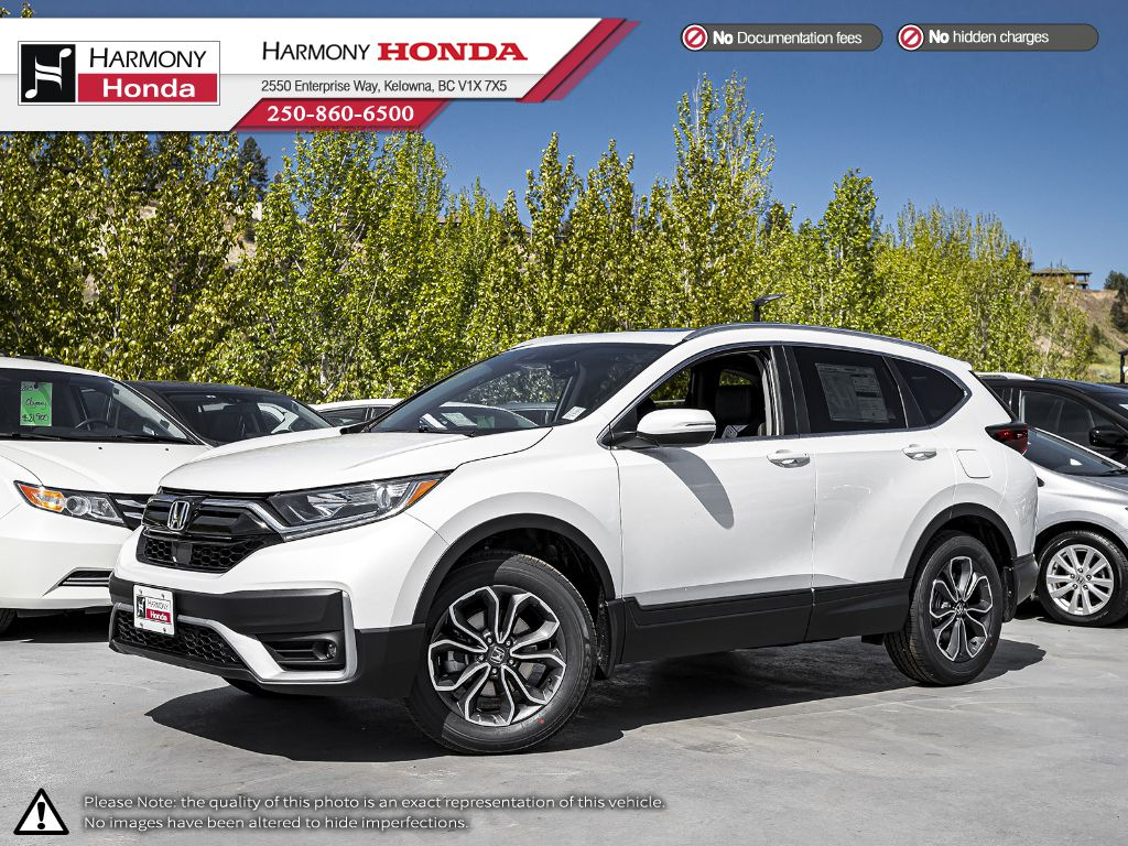 WHITE NH-883P 2020 Honda CR-V