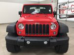 Red[Firecracker Red] 2017 Jeep Wrangler Front Vehicle Photo in Sherwood Park AB