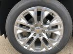 Black[Black] 2021 Chevrolet Tahoe Left Front Rim and Tire Photo in Edmonton AB