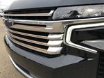 Black[Black] 2021 Chevrolet Tahoe Left Front Head Light / Bumper and Grill in Edmonton AB