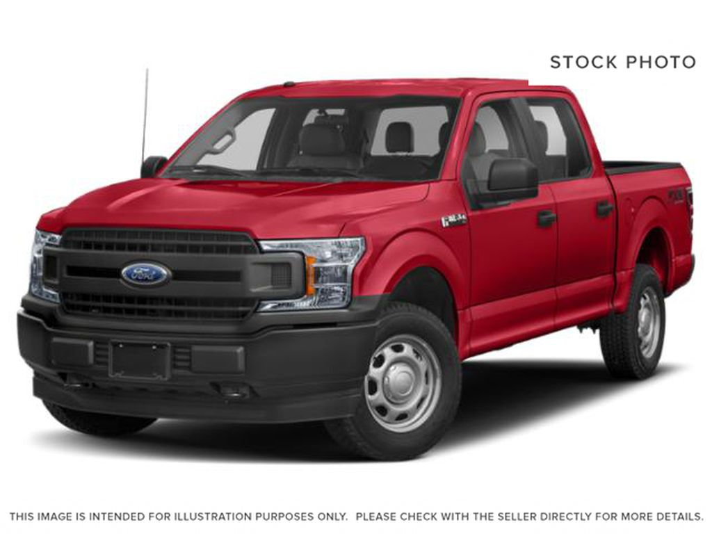 Red[Race Red] 2020 Ford F-150
