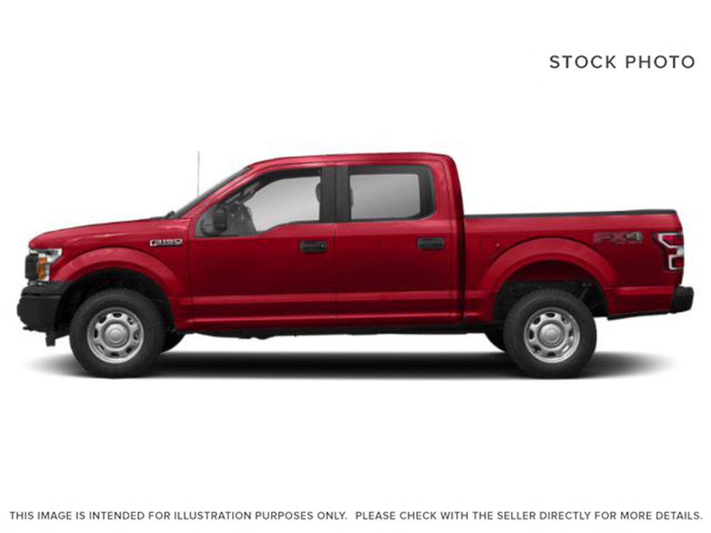 Red[Race Red] 2020 Ford F-150 Left Side Photo in Dartmouth NS
