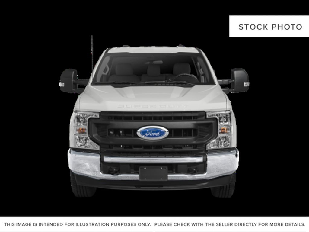 Gray[Stone Grey] 2020 Ford Super Duty F-250 SRW Front Vehicle Photo in Dartmouth NS