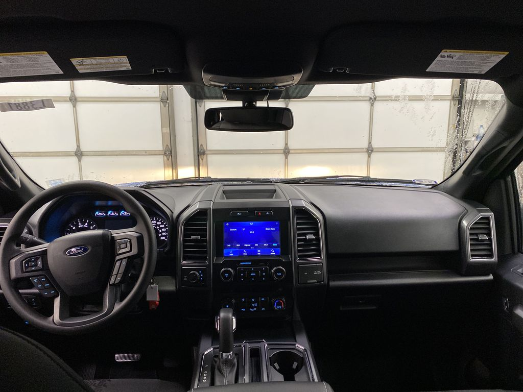 Blue[Velocity Blue] 2020 Ford F-150 Strng Wheel/Dash Photo: Frm Rear in Dartmouth NS