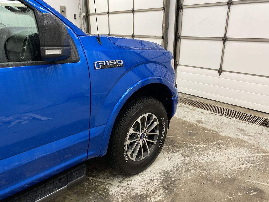 Blue[Velocity Blue] 2020 Ford F-150 Right Front Corner Photo in Dartmouth NS