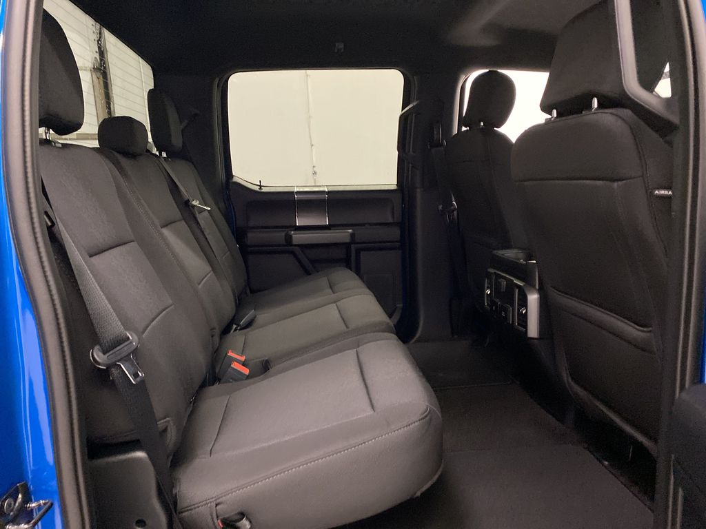 Blue[Velocity Blue] 2020 Ford F-150 Right Side Rear Seat  Photo in Dartmouth NS