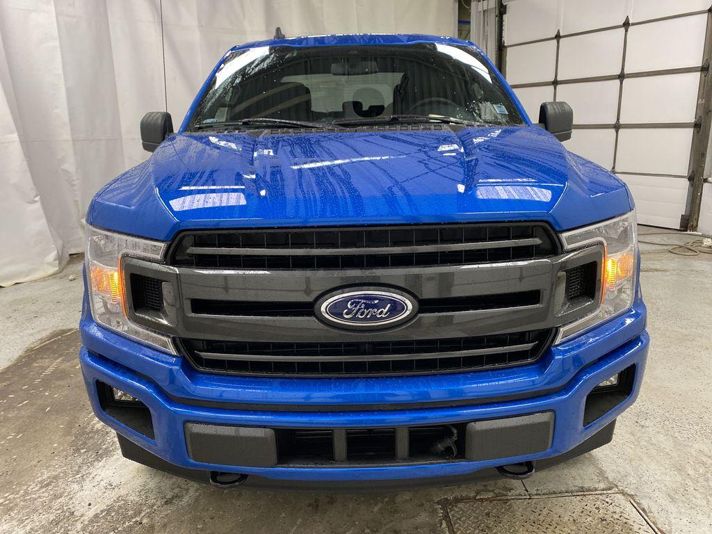 Blue[Velocity Blue] 2020 Ford F-150 Front Vehicle Photo in Dartmouth NS