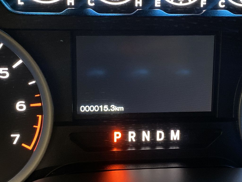 Blue[Velocity Blue] 2020 Ford F-150 Odometer Photo in Dartmouth NS
