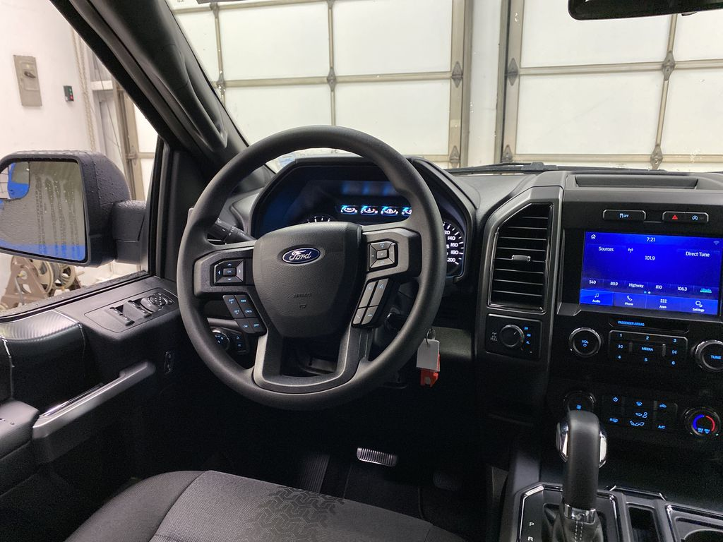 Blue[Velocity Blue] 2020 Ford F-150 Strng Wheel: Frm Rear in Dartmouth NS