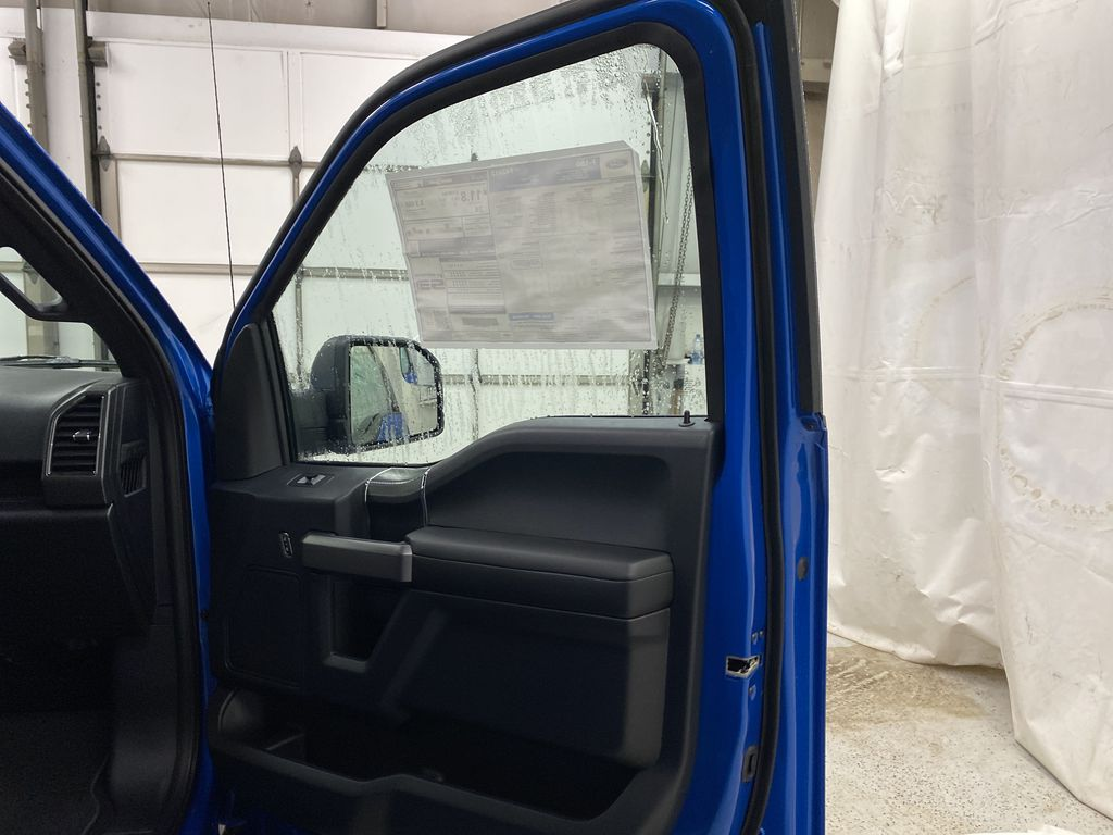Blue[Velocity Blue] 2020 Ford F-150 Right Front Interior Door Panel Photo in Dartmouth NS