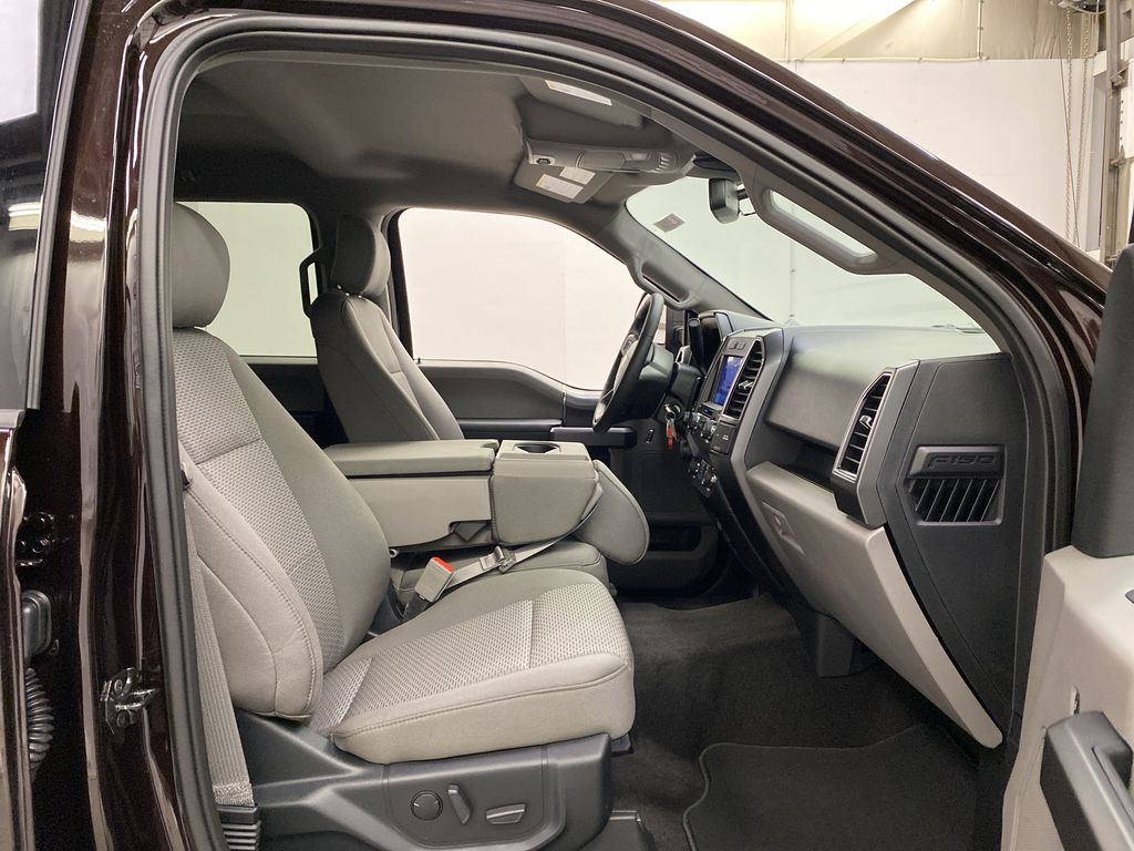 Red[Magma] 2020 Ford F-150 Right Side Front Seat  Photo in Dartmouth NS