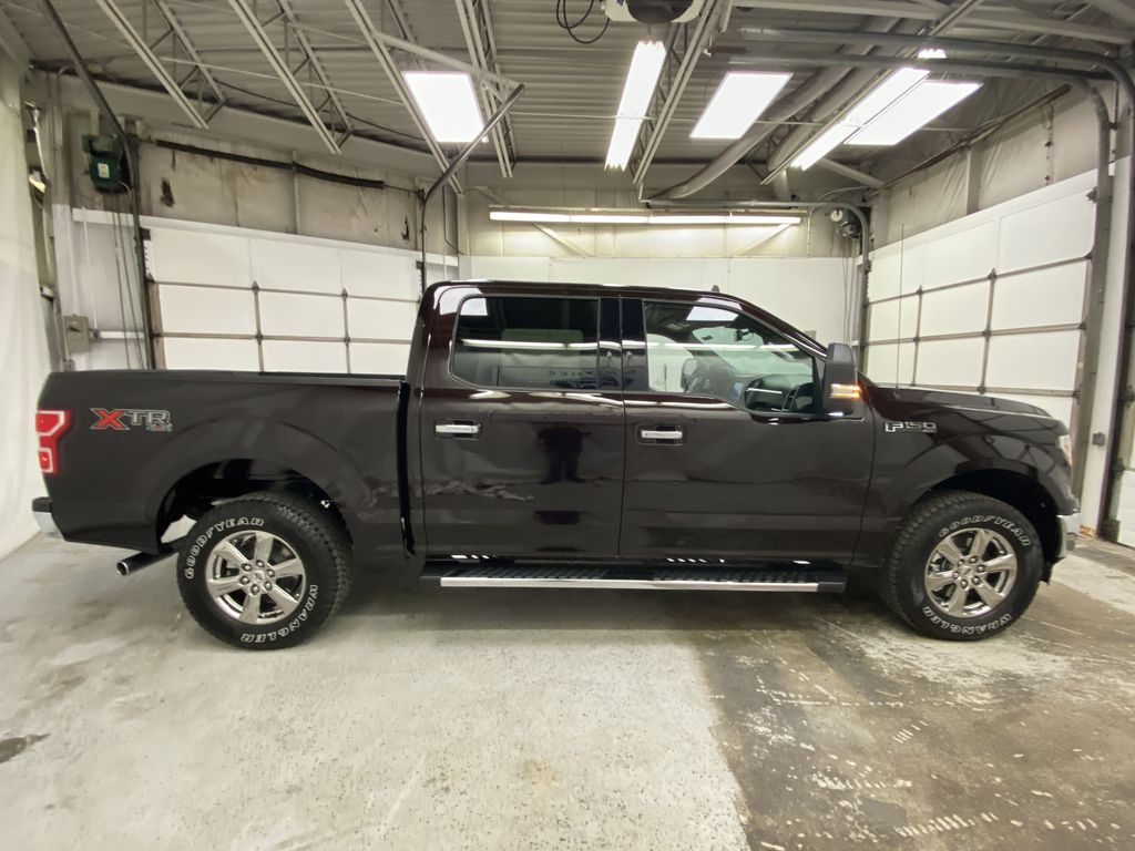Red[Magma] 2020 Ford F-150 Right Side Photo in Dartmouth NS