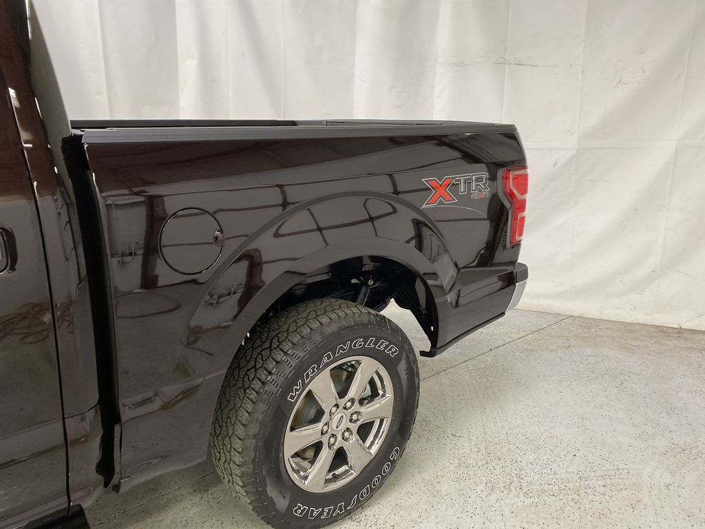 Red[Magma] 2020 Ford F-150 Left Rear Corner Photo in Dartmouth NS