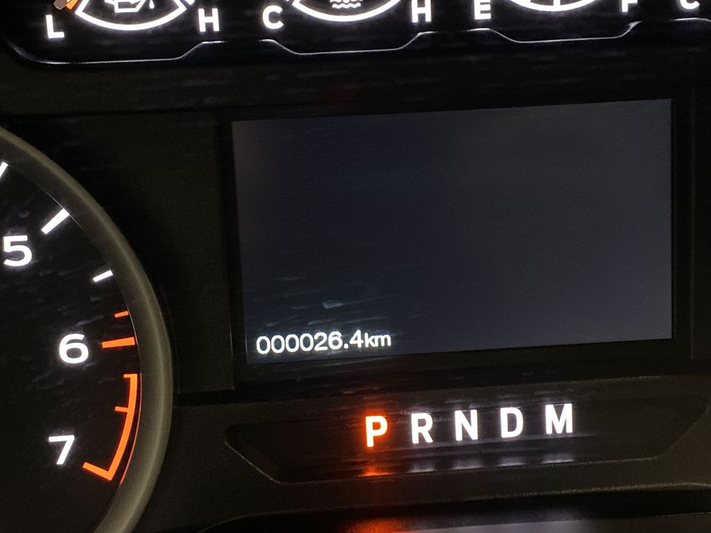 Red[Magma] 2020 Ford F-150 Odometer Photo in Dartmouth NS
