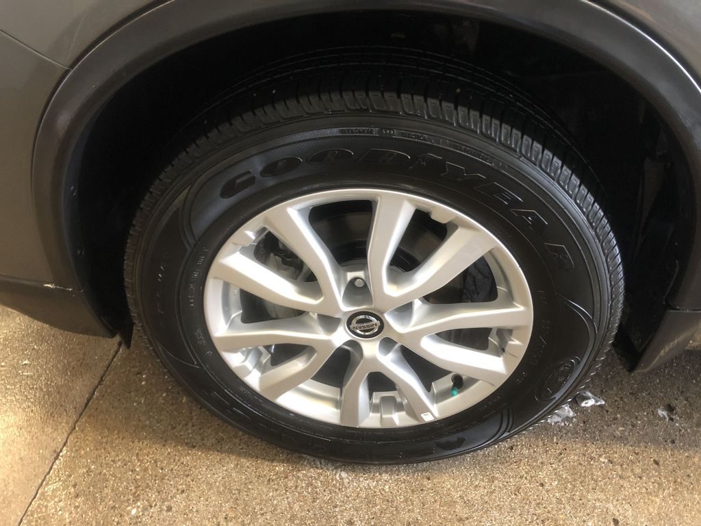 GREY 2020 Nissan Rogue AWD Special Edition - Backup Camera, Blind Spot Monitor, Apple CarPlay Left Front Rim and Tire Photo in Edmonton AB