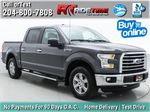 Gray[Magnetic] 2016 Ford F-150 XLT XTR 4WD - SuperCrew, V6, Running Boards Primary Listing Photo in Winnipeg MB