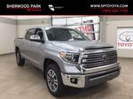 Silver[Silver Sky Metallic] 2021 Toyota Tundra 1794 Primary Listing Photo in Sherwood Park AB