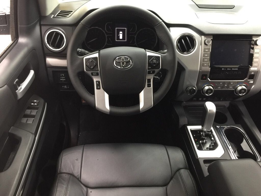 Silver[Silver Sky Metallic] 2021 Toyota Tundra TRD Off-Road Premium Left Front Seat Photo in Sherwood Park AB