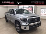 Silver[Silver Sky Metallic] 2021 Toyota Tundra TRD Off-Road Premium Primary Listing Photo in Sherwood Park AB
