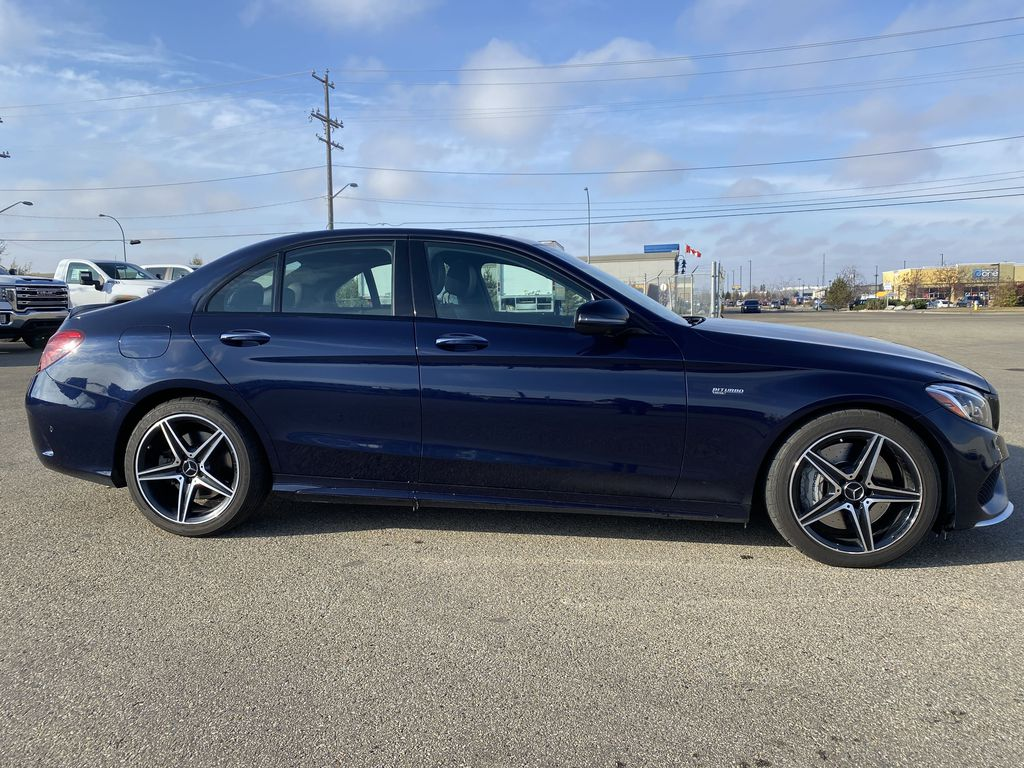 2017 Mercedes-Benz C-Class Right Side Photo in Edmonton AB