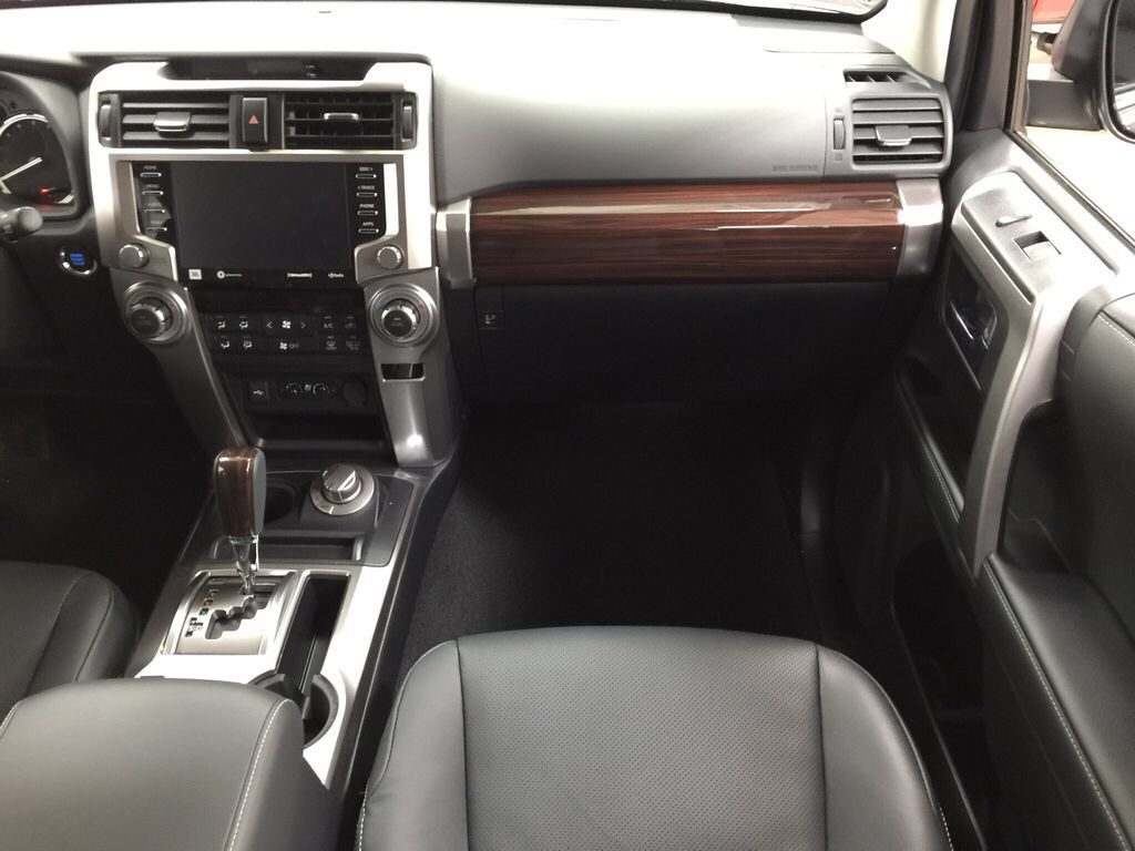 Gray[Magnetic Grey Metallic] 2021 Toyota 4Runner Limited Right Front Seat Photo in Sherwood Park AB