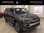 Gray[Magnetic Grey Metallic] 2021 Toyota 4Runner Limited Primary Listing Photo in Sherwood Park AB