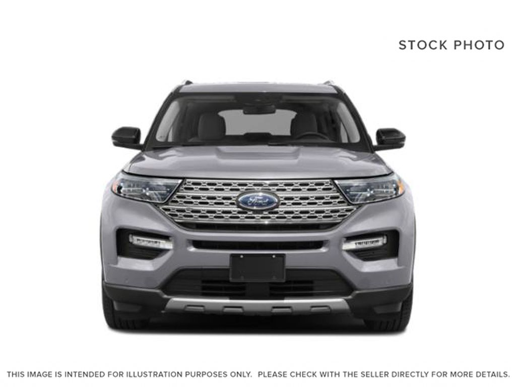 Black[Agate Black Metallic] 2020 Ford Explorer Front Vehicle Photo in Dartmouth NS