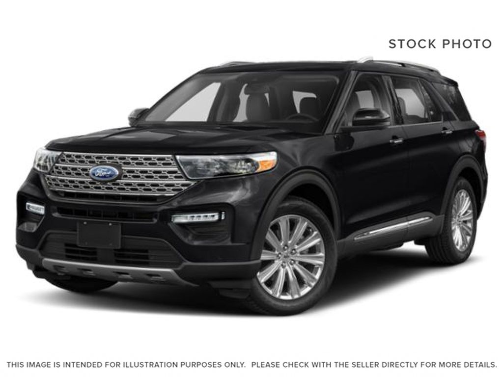 Black[Agate Black Metallic] 2020 Ford Explorer