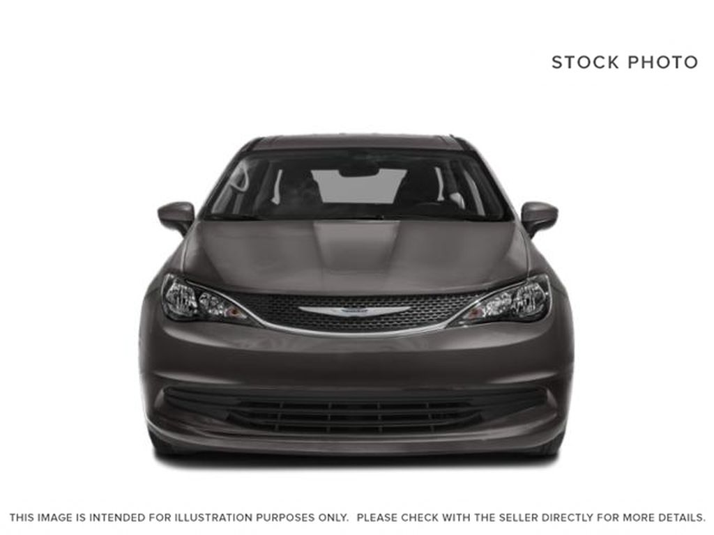 Granite Crystal Met. Clear Coa 2020 Chrysler Pacifica Front Vehicle Photo in Cold Lake AB