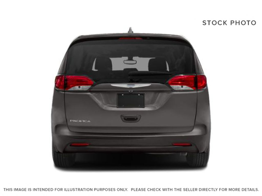 Granite Crystal Met. Clear Coa 2020 Chrysler Pacifica Rear of Vehicle Photo in Cold Lake AB