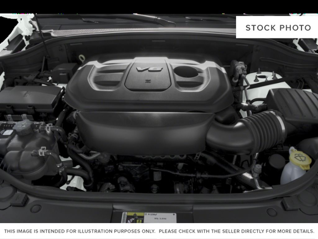 White[Bright White] 2019 Jeep Grand Cherokee Engine Compartment Photo in Cold Lake AB
