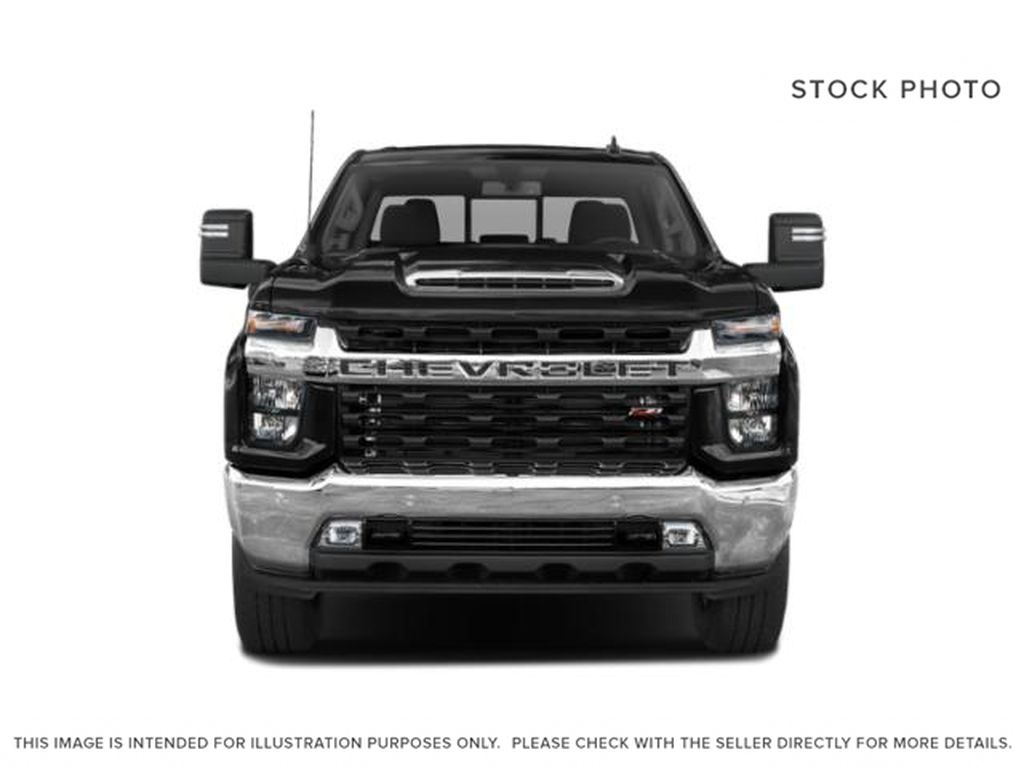 2020 Chevrolet Silverado 3500HD Front Vehicle Photo in Brooks AB