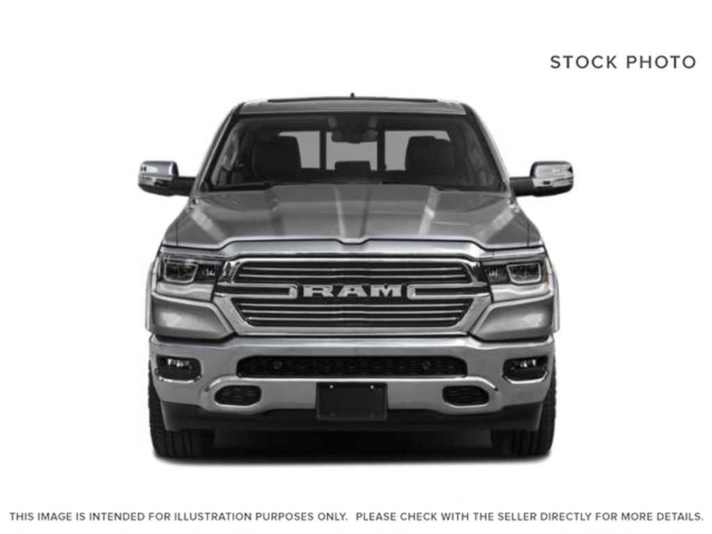 White[Bright White] 2021 Ram 1500 Front Vehicle Photo in Yarmouth NS