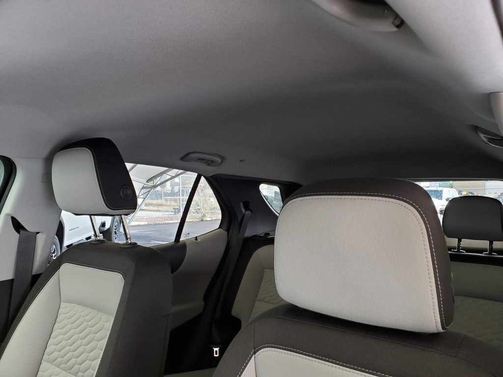 Blue 2021 Chevrolet Equinox Driver's Side Door Controls Photo in Airdrie AB