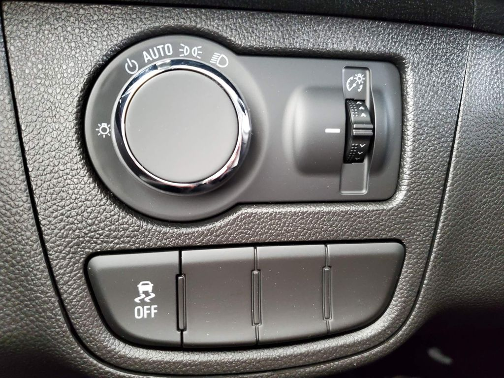 Silver 2021 Chevrolet Spark Sunroof Photo in Airdrie AB